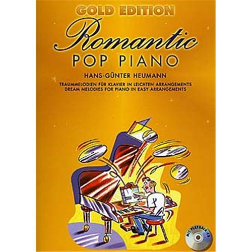 Gold Edition Romantic Pop Piano. Partituras, CD para Piano y ...