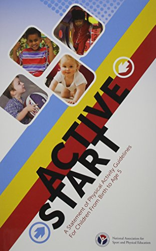 Active Start: A Statement of Physical Activity Guidelines for Children Birth-Age 5