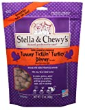 Stella and Chewy's Freeze Dried Tummy Ticklin' Turkey Dinner Cat Food, My Pet Supplies