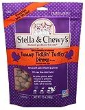 Stella and Chewy's Freeze Dried Tummy Ticklin' Turkey Dinner Cat Food, My Pet Supplies