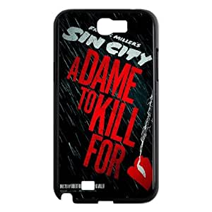 Samsung Galaxy N2 7100 Cell Phone Case Black Sin City A Dame To Kill For A4T7QD
