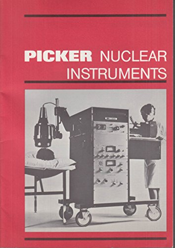 Picker Nuclear Instruments Catalog in German 1960s