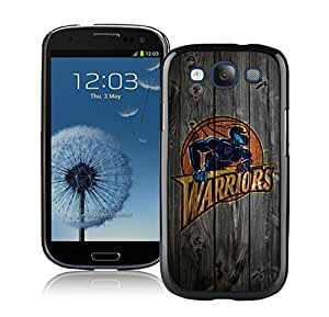 New Custom Design Cover Case For Samsung Galaxy S3 I9300 golden state warriors 2 Black Phone Case