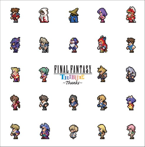 Price comparison product image Final Fantasy 25th Tribute