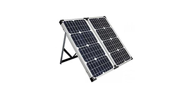Maleta solar w, 60, con sus accesorios: Amazon.es: Bricolaje y herramientas