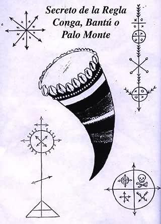 Secretos de la Regla Conga, Bantú o Palo Monte eBook: Cuevas, Luis ...