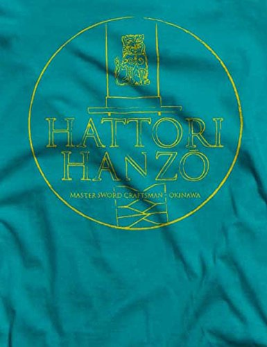 02 shirt S Hattori xxl 12 Hanzo Turchese colours Colori Shirtground T qI1TwEE