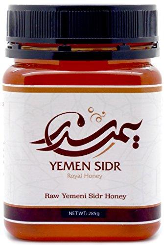 Authentic Raw Yemen Sidr Honey (285g)