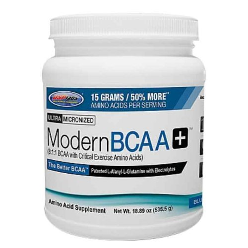 Moderne BCAA Grape Bubblegum USPLabs 18,89 Poudre