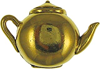 product image for Jim Clift Design Teapot Gold Lapel Pin