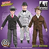 World's Greatest Knuckleheads the Three Stooges Retro Set of 3 Action Figures from