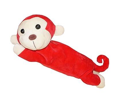 Amazon.com: Cute Animal Diseño de overol suave caja de lápiz ...