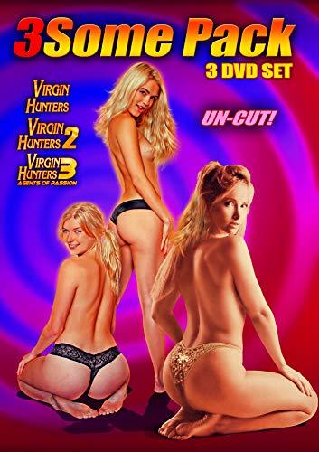 Virgin 3Some Pack: 3 DVD Slimline Set]()