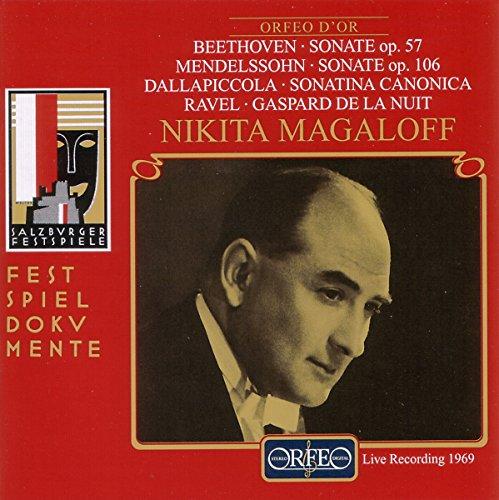 Klavierabend (Aufnahme Live Salzburger Festspiele 07.08.1969)