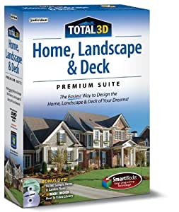 Total 3D Home Landscape And Deck Suite 12 Hobby Software Pa