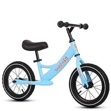 QAZWSX Equilibrio En Bicicleta Niño Patinaje En Bicicleta Infantil ...