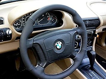 RedlineGoods BMW X3 E83 2003-10 cubierta de volante 4v2: Amazon.es: Coche y moto