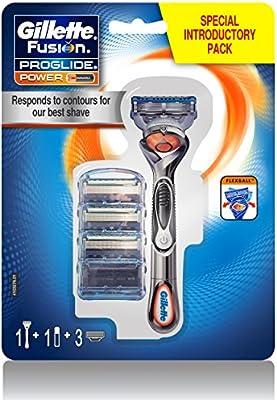 Gillette Fusion ProGlide Power FlexBall - Maquinilla de afeitar ...