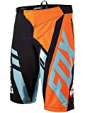 Fox Racing Flexair DH Shorts - Men's Divizion Aqua, 32