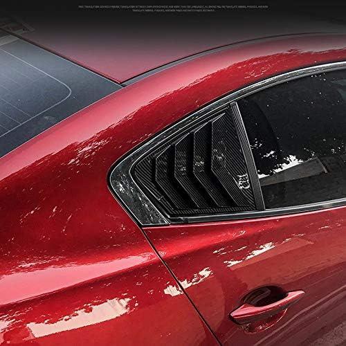 YUZHONGTIAN 2020 for Mazda 3 M3 Axela Sedan Car Accessories Window ...