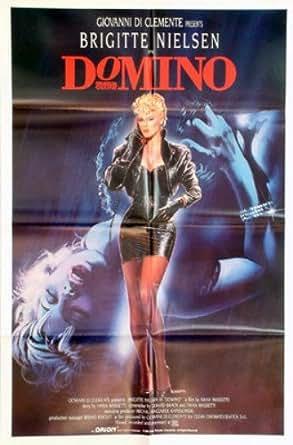 Domino Brigitte Nielsen Original Movie Poster at Amazon's ...