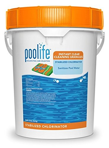 Clorox Pool Spa Clx Small Pool  Inch Chlorinating Floater Tablets Reveiws
