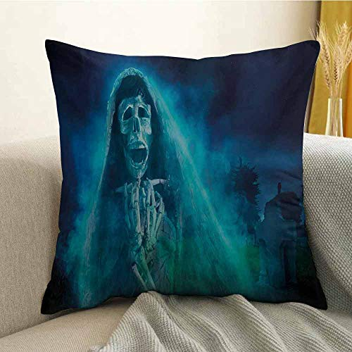 Halloween Pillowcase hug pillowcase cushion pillow Gothic Dark