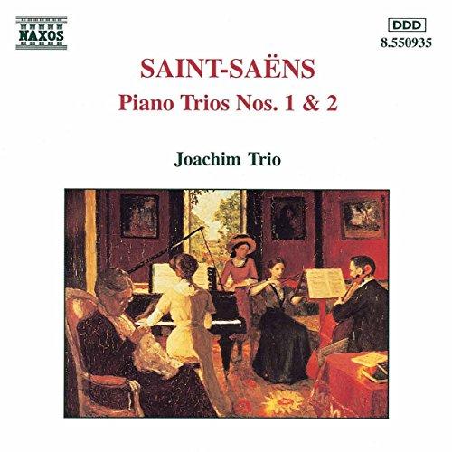 Saint-Saëns: Piano Trios 1 & 2