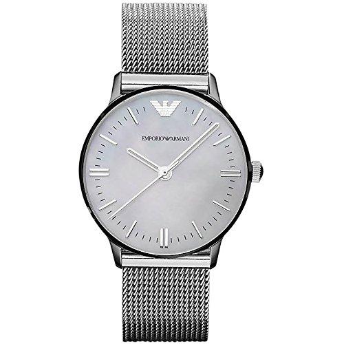 b76ace95201f Emporio Armani AR1631 zv Reloj de pulsera para mujer  EMPORIO ARMANI  Amazon.es   Relojes