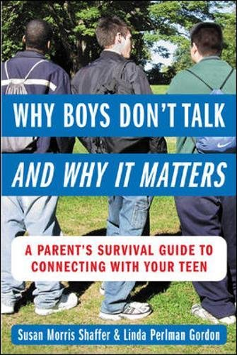 Download Why Boys Don't Talk - and Why it Matters ebook
