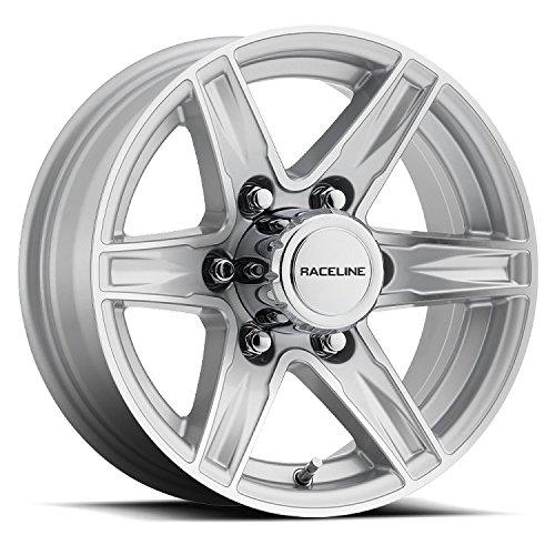 810S-56060 15x6 Stylus 810 Aluminum Trailer Wheel 6x5.50