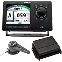 NAVICO 000-10577-001 / Simrad AP70 Autopilot Pack w/AP70, AC70, RF300 & Requires Rate Compass RC42