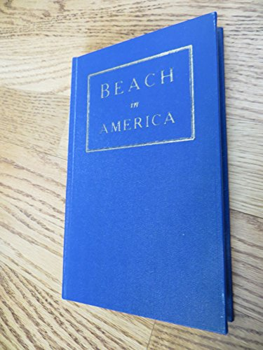 (Beach in America;: Containing general information regarding the three brothers, Richard Beach, John Beach and Thomas Beach, planters in the original ... Fundamental compact of New Haven Colony, 1639)