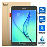 Samsung Galaxy Tab S2 9.7 tablet screen protector, VSTN ® Ultra-thin 9H Hardness 2.5D Round Edge Highest Quality HD clear Premium Tempered Glass Screen Protector for Samsung Galaxy Tab S2 9.7 tablet (1 pcs)