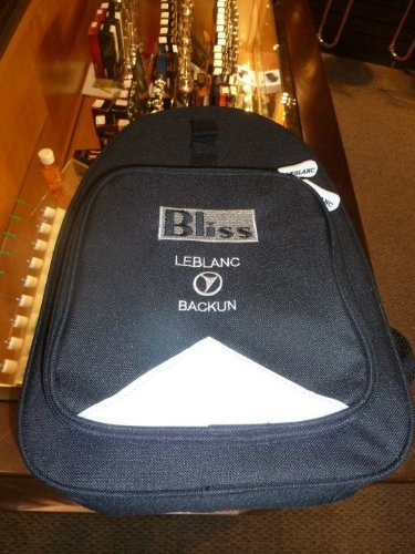 Leblanc 7860 Bliss Bb Clarinet Case (Case Only) Leblanc Bliss Clarinet Case