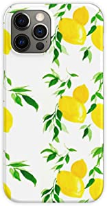 Procreate Laptopsleeves Sour Watercolour Lemon Patterns Lime Seamlesspatterns - | Phone Case for iPhone 11, iPhone 11 Pro, iPhone XR, iPhone 7/8 / SE 2020| Phone Case for All iPhone 12, iPhone 11,