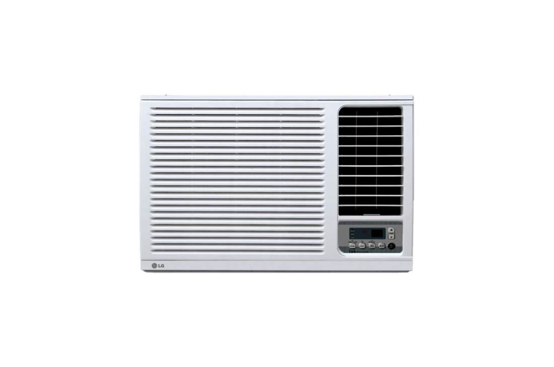 LG 1.5 Ton 3 Star Window AC  Copper LWA18GWXA White  Air Conditioners