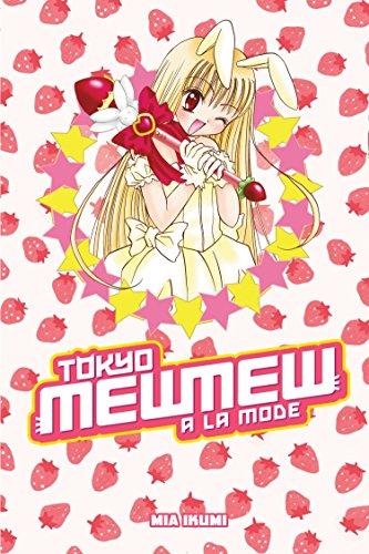 Tokyo Mew Mew à la Mode Omnibus (Tokyo Mew Mew Omnibus) (Tokyo Mew Mew A La Mode Anime)