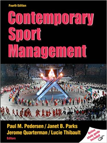 Amazon contemporary sport management with web study guide 4th contemporary sport management with web study guide 4th edition 4th edition fandeluxe Gallery