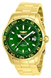 Invicta Men's 'Pro Diver' Quartz Stainless Steel Casual Watch, Color:Gold-Toned (Model: 25824)