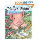 MOLLY'S MAGIC Problem Solving Children's Picture Book (Life Skills Childrens eBooks Fully Illustrated Version 24)