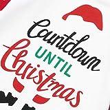 Toddler Baby Boys Girls Countdown Until Christmas