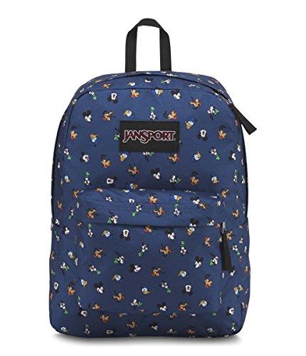 Gang Pack (JanSport Disney Superbreak Backpack (Gang Dot))