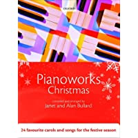 Pianoworks Christmas: 24 favourite carols and songs for the festive season