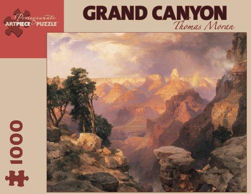 Thomas Moran Grand Canyon with Rainbow Jigsaw Puzzle 1000pc