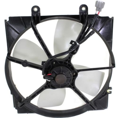 Perfect Fit Group M160920 - Mazda 626 Radiator Fan Shroud Assembly