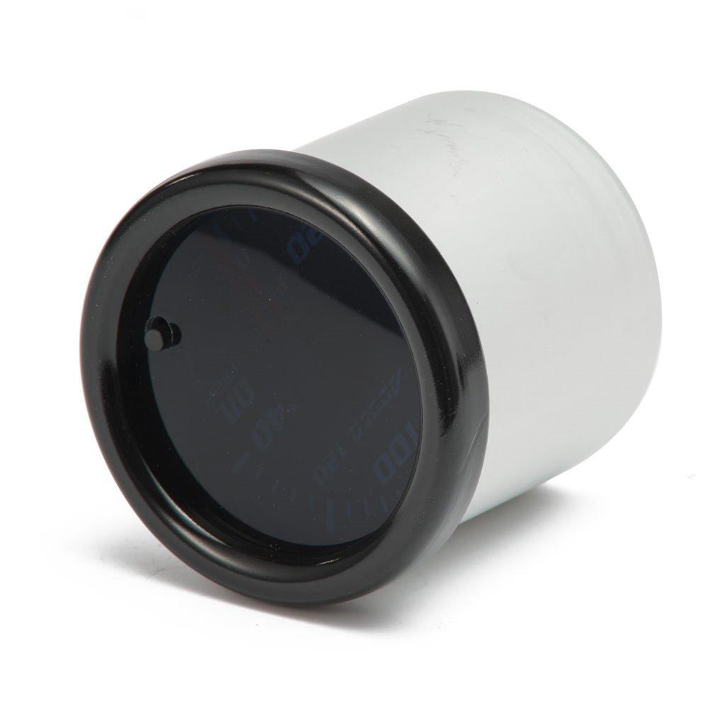 EPMAN Trad-ga52volt 5,1/cm//52/mm 7/Couleur LED de voiture Voltm/ètre Volt Gauge M/ètre fum/ée objectif Pointeur de voiture universel au m/ètre