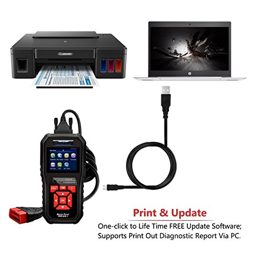 51yx9SFUuvL - SEEKONE OBD2 Scanner, Professional Car Auto Diagnostic Code Reader OBDII & CAN Vehicle Engine O2 Sensor Systems EOBD Scanners Tool for all OBDII Protocol Cars Since 1996(Upgraded SK860)