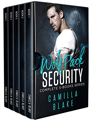 Pdf Thriller WolfPack Security: Complete 5-Books Series