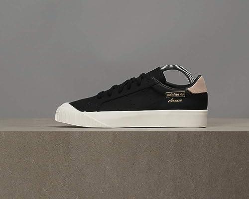 buy popular 9d923 43ee1 Adidas Everyn W, Zapatillas de Deporte para Mujer, Negro Negbas Percen 000,  36 2 3 EU  Amazon.es  Zapatos y complementos